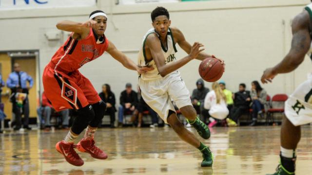 Brandon Ingram (13).  High School OT Holiday Invitational Shavlik Randolph Bracket matched up Kinston High School from Kinston, North Carolina and Lake Highland Preparatory School in Orlando, Florida.  Kinston was beat by Lake Highland by a score of 74 to 54.  (Photo by: Suzie Wolf/WRAL contributor)