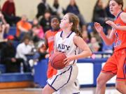 Girls Basketball: Broughton vs Athens Drive (Dec. 26, 2014)