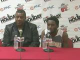 Press conference: Knightdale must focus to rebound