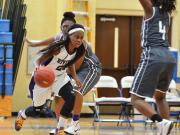 Girls Basketball: Durham Riverside vs Williamston Riverside (Dec. 26, 2014)