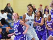 Girls Basketball: Hillside vs Broughton (Dec. 27, 2014)