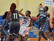 Girls Basketball: Athens Drive vs Riverside Williamston (Dec. 29, 2014)