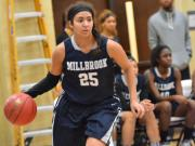 Girls Basketball: Millbrook vs Broughton (Dec. 29, 2014)