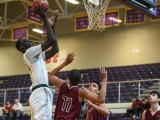 Boys Basketball:  LIberty Christian V Virginia Episcapal (Decemb