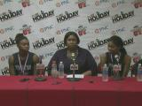 Press conference Riverside