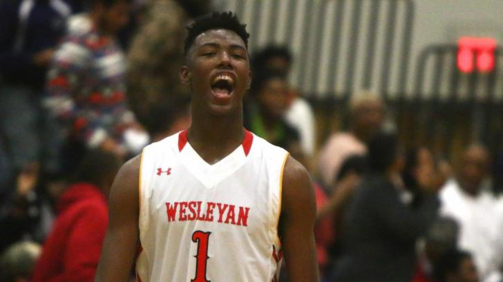 Boys Basketball: Wesleyan vs. Orangeville Prep