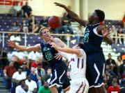 Boys basketball: Terry Sanford 61, Leesville Road 42 (Dec. 26, 2015)