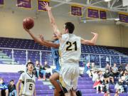 Boys basketball: Apex 70, Panther Creek 53 (Dec. 29, 2015)