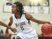 Girls Basketball: Hillside 57, Southeast Raleigh 49 (Dec. 30, 2015)