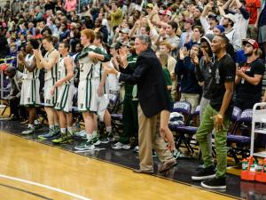 David West Bracket Championship: Ravenscroft vs. Terry Sanford -