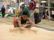NCHSAA 4-A Indoor Track State Championships (Feb. 14, 2015)