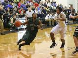 Boys Basketball: Green Hope vs. Panther Creek (Jan. 11, 2013)