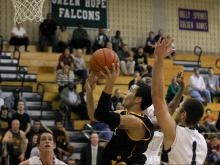 Freshman Ian Boyd hit a game winner with one second left to lift Apex past Green Hope.