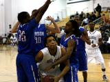 Boys Basketball: Person vs. Hillside (Feb. 1, 2013)