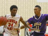 Boys Basketball: Holly Springs vs. Middle Creek (Feb. 12, 2013)