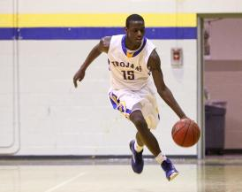 Boys Basketball: Pine Forest vs. Garner (Feb. 25, 2013)