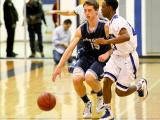 Boys Basketball: Hoggard vs. Clayton (March 1, 2013)