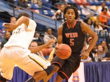 J.F. Webb rallied from 13 down to defeat Rocky Mount, the defending 3-A state champion.