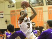 Boys Basketball: Riverside vs. Orange (Dec. 11, 2013)