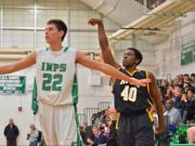 Boys Basketball: Apex 76, Cary 55 (Jan. 7, 2014)