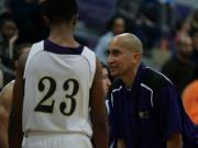 Boys Basketball: Green Hope vs. Holly Springs (Jan. 10, 2014)