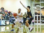 Boys Basketball: Apex vs. Panther Creek (Jan. 16, 2014)