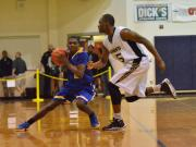 Boys Basketball: East Wake vs. Knightdale (Jan. 17, 2014)