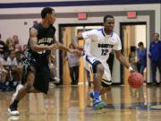 Boys Basketball: Southeast Raleigh vs. Clayton (Jan. 17, 2014)