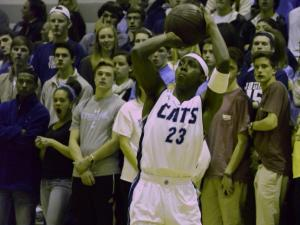 Boys Basketball: Leesville Road vs. Millbrook (Jan. 22, 2014)