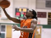 Boys Basketball: Orange vs. Cardinal Gibbons (Jan. 24, 2014)