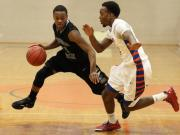 Boys Basketball: Panther Creek vs. Athens Drive (Jan. 24, 2014)