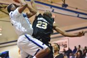 Boys Basketball: Clayton 57, Knightdale 55 (Feb. 3, 2014)