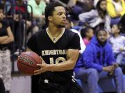 Boys Basketball: Knightdale vs. Garner (Feb. 7, 2014)