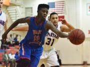 Boys Basketball: Wake Forest vs. Sanderson (Feb. 18, 2014)
