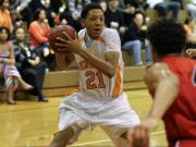 Boys Basketball: Middle Creek vs. Fuquay-Varina (Feb. 19, 2014)