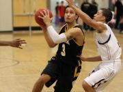 Boys Basketball: Apex vs. Holly Springs (Feb. 19, 2014)