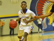 Boys Basketball: Southeast Raleigh vs. Garner (Feb. 19, 2014)