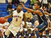 Boys Basketball: Jordan vs. Hillside (Feb. 20, 2014)