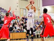 Boys Basketball: New Bern vs. Broughton (Feb. 24, 2014)