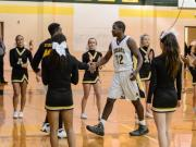 Boys Basketball: E.E. Smith vs. Apex (Feb. 26, 2014)