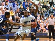 Boys Basketball: Hillside vs. Clayton (Feb. 26, 2014)