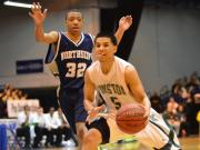 Boys Basketball: Kinston vs. Northside (Mar. 8, 2014)