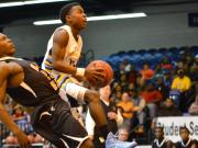 Boys Basketball: East Carteret vs. Wallace-Rose Hill (March 8, 2014)