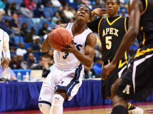 Boys Basketball: Apex vs. Millbrook (Mar. 8, 2014)