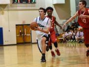 Boys Basketball: Sanderson vs. Leesville Road (Dec. 18, 2014)