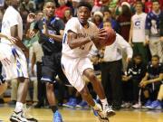 Boys Basketball: Clayton vs. Garner (Dec. 18, 2014)