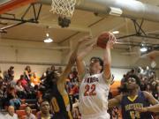 Boys Basketball: Northern Vance vs. Orange (Dec. 19, 2014)
