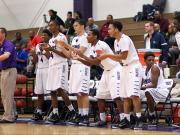 Boys Basketball: Jordan vs. Riverside (Jan. 16, 2015)