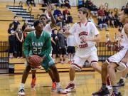 Boys Basketball: Cary vs. Middle Creek (Jan. 16, 2015)