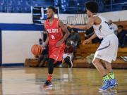 Boys Basketball: Bull City Prep vs. Score Academy (Jan. 17, 2015)
